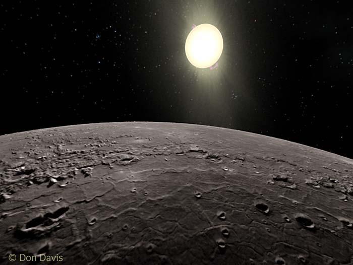 planet mercury surface gravity - photo #40