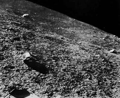 Image result for luna 9 land on moon