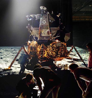 moon landing set - photo #25